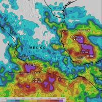 TRMM Image of Humberto
