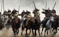 Mongel Horsemen