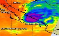 AIRS Sees Hurricane Manuel