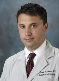 Marco Fisichella, Loyola University Health System