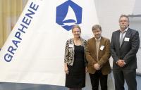Karin Markides, Tapani Ryhänen and Wolfgang Bosch, Graphene Flagship