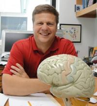 Dr. James Bibb, UT Southwestern Medical Center