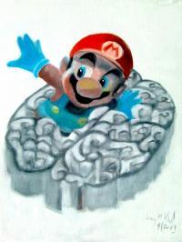 Video Games Brain