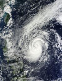 MODIS Image of Krosa