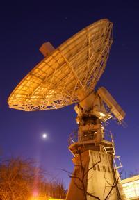 Jodrell 42ft Telescope