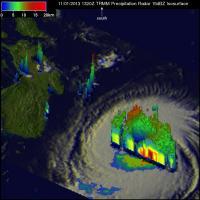 TRMM Image of Krosa