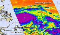 AIRS Image of Haiyan