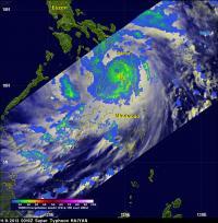 TRMM Image of Haiyan (1 of 2)