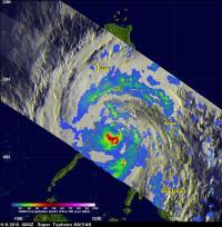 TRMM Image of Haiyan (2 of 2)