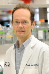 James Martin, M.D., Ph.D., Baylor College of Medicine