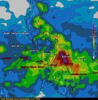 TRMM Image of Haiyan