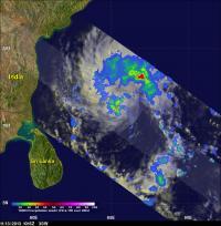 TRMM Image of 30W
