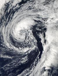 MODIS Image of Melissa