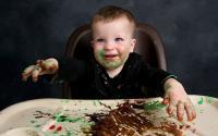 1 Messy Child