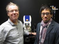 Erik Jorgensen and Shigeki Watanabe, University of Utah