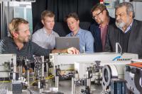 TUM Nanowire Laser Research Team