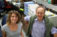 Misty Riddle and Joel Rothman, University of California -- Santa Barbara