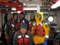 Sandy Survey Team