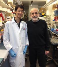 George Thomas and Teng Teng, University of Cincinnati