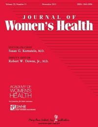 <I>Journal of Women's Health</I>