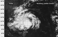 MODIS Image of Madi