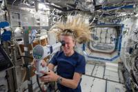 Karen Nyberg, NASA