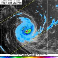 TRMM Image of  Amara