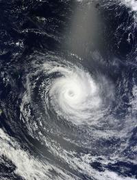 MODIS Image of Amara