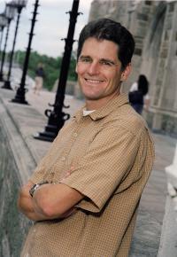 Professor Noah Snyder, Boston College