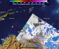 TRMM Image of 94S