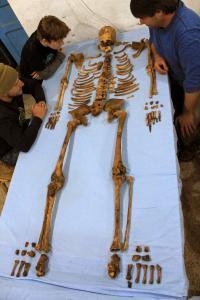 Remains of a Pharaoh