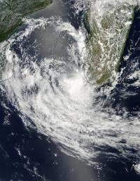 MODIS Image of Deliwe