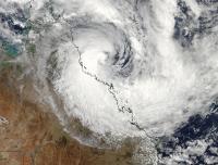 MODIS Image of Dylan