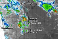 MODIS Image of 91S