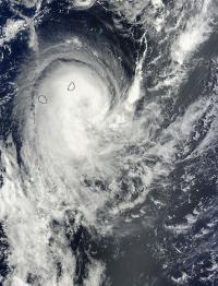 MODIS Image of Edilson