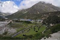 Thame Village at 3,800 M
