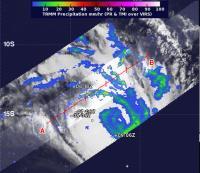 TRMM Image of Fobane