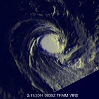 TRMM Flyby of Fobane