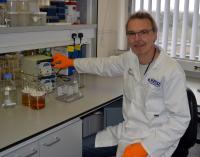 Dr. Regis Stentz, Institute of Food Research