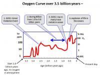 Oxygen Abundance over Time