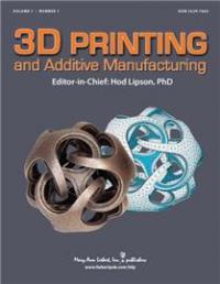<em>3D Printing and Additive Manufacturing</em>