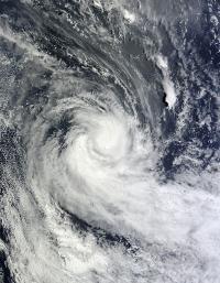 MODIS Image of Kofi