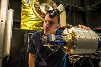 Alex Janas, NASA