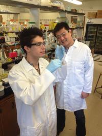 Gabriel Rodriguez and Shota Atsumi, UC Davis