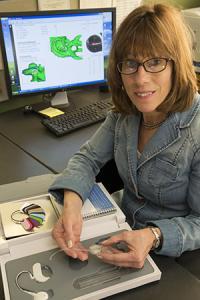 Jill B. Firszt, Washington University School of Medicine