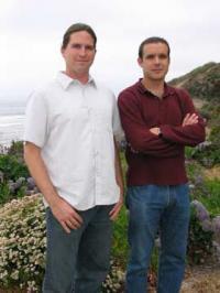 Stuart Sandin and Enric Sala