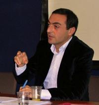 Alexander Kupatadze, Princeton University