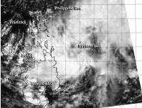 MODIS Image of 94W