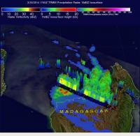 TRMM Image of Hellen