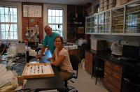 Ryan McAlarney and Michelle Staudinger, University of Massachusetts at Amherst